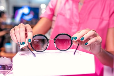 Why do people keep on buying organic glasses?